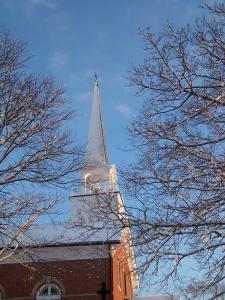 chapel point steeple
