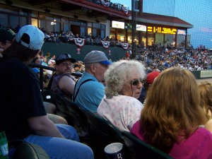 blue crabs baseball