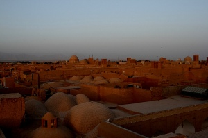 iranian rooftops
