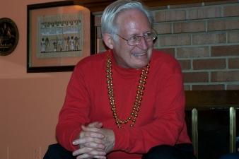 Lewis at Mardi Gras 2006