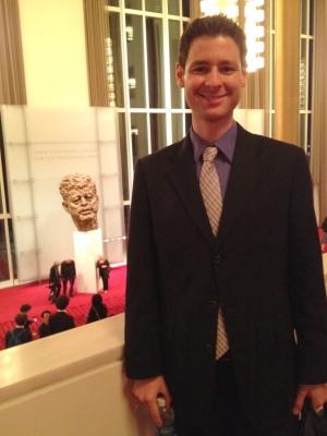 Jeremy at Kennedy