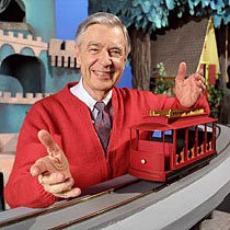 The Garden Of Your Mind And Fred Rogers Seeking Spirit