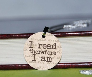 read therefore i am