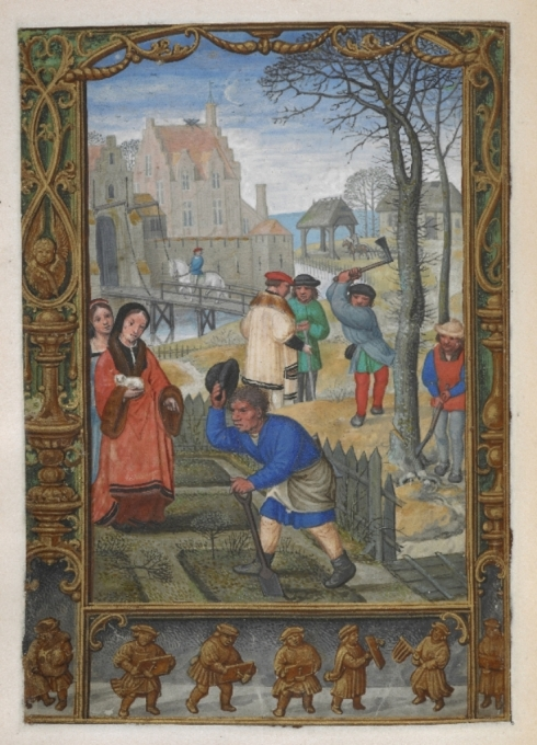 golf   book of hours