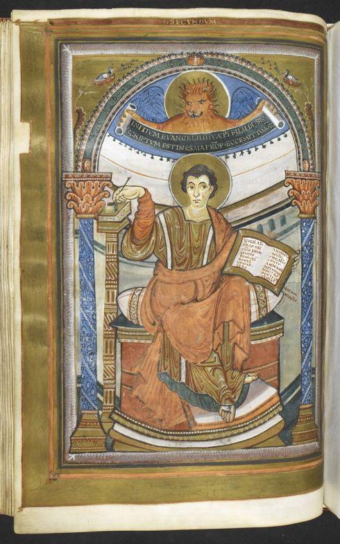 harley golden gospels