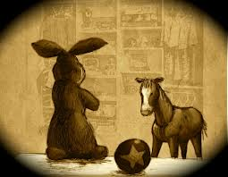 velveteen rabbit and horse