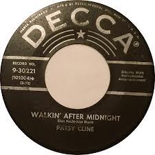 walkin after midnight