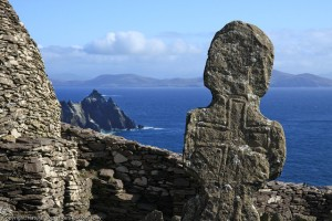 skellig high cross