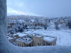jerusalem window view