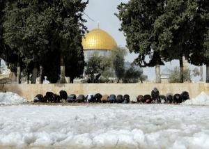 prayers at dome
