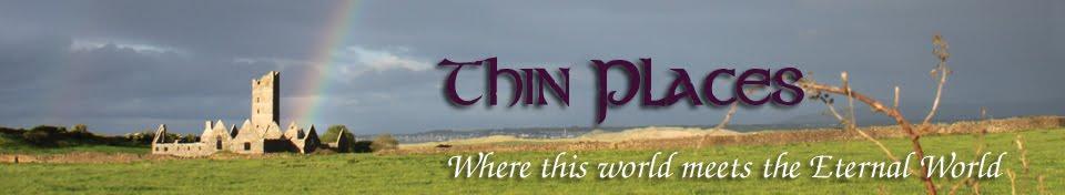 thin places celtic ireland spirituality earth sacred mystical