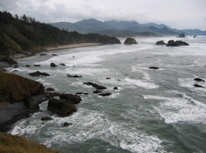 oregon coast north