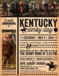 derby 2014  poster