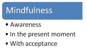 Mindfulness (2)