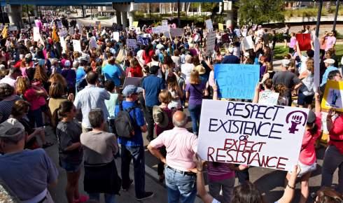 Women's March Jacksonville