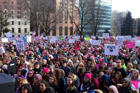 Trump Womens March