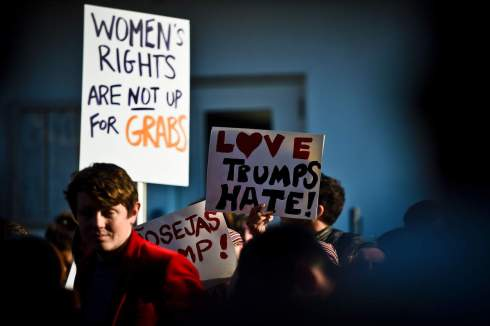 PORTUGAL-US-WOMEN-RIGHTS-MARCH