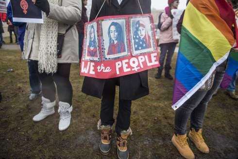 Trump Womens March