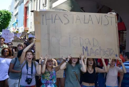 COSTA RICA-US-POLITICS-TRUMP-INAUGURATION-PROTEST